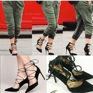 Sam Edelman Helaine Dress Pointed Toe Pump Heels